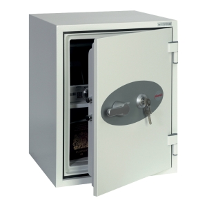 Tresor Phoenix FS1273K Titan, Vol: 36L, Gewicht: 53kg, weiß, Desktopservice