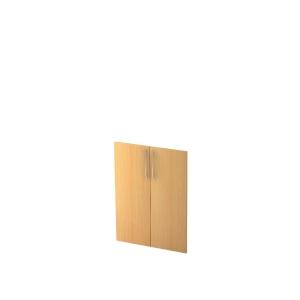 Holzschranktür V455T-6, Größe: 114,4cm, buche Desktopservice
