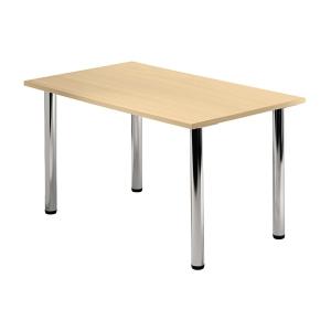 Tischplatte VKP12/3, Größe: 120x80cm (LxB), ahorn Montageservice