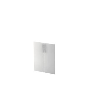 Holzschranktür V455T-W, Größe: 114,4cm, weiß Montageservice
