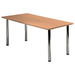 Tischplatte VKP16/6, Größe: 160x80cm (LxB), buche Montageservice