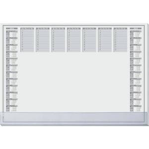 Schreibunterlage 2019 Sigel HO366, 59,5x41cm, 2-Jahresübersicht, 40 Blatt