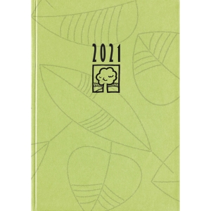 Taschenkalender 2019 Zettler 610, 1 Tag / 1 Seite, 10x14cm, sortiert