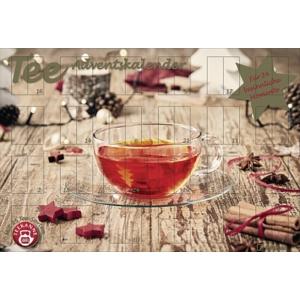 Tee-Adventskalender Zettler 95522, Teekanne Komposition, 560 x 380mm
