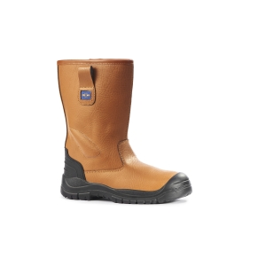 ProMan PM104 Chicago Rigger Safety Boot Size 44