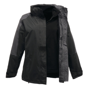 Regatta Defender 3 Ladies Jacket 12 Blk