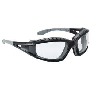 Bolle Tracker Safety Goggle Clear