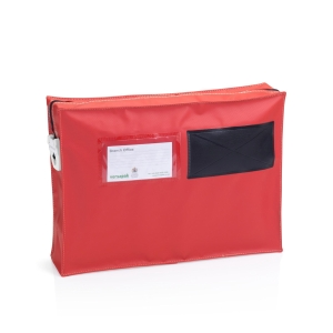 Versapak Tamper Evident Pouch with Gusset