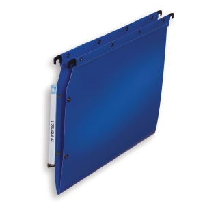 ELBA A4 SUSPENSION FILE V-BASE BLUE BOX OF 25