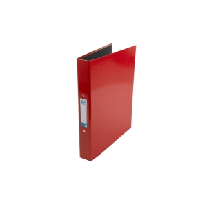 ELBA A4XL CLASSY RINGBINDER PAPER-ON-BOARD RED