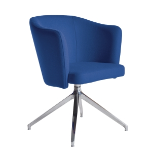 OTIS BLUE MODERN TUB SEAT