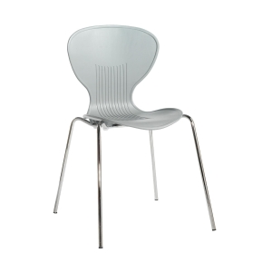 SIENNA GREY DINING CHAIR - PACK OF 4