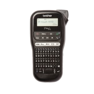 BROTHER PTH110 P-TOUCH LAB MACH QWERTY