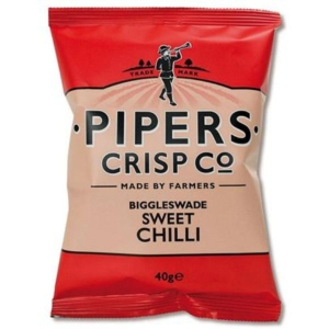 PIPER CRISPS SWEET CHILLI 40G