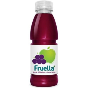 FRUELLA 402067 PURE APPLE JUICE 20CL