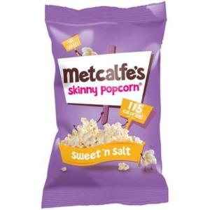METCALFE 401139 SWEET & SALT POPCORN 25G