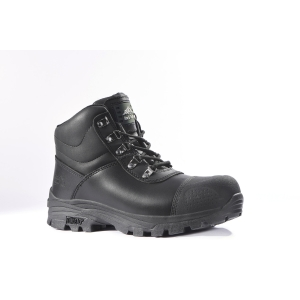 Rockfall RF170 Granite Safety Boot Black Size 41