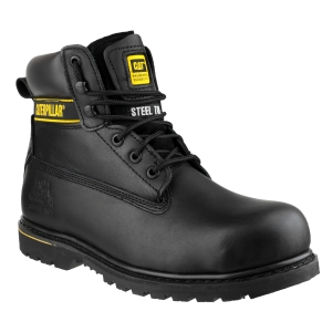 Caterpillar Holton P708215 Safety Boot Black Size 47