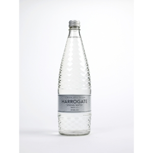 Harrogate s Glass Sparkling Water 750ml - Pack of 12