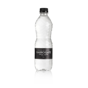 HARROGATES STILL WATER 500ML - PACK OF 24