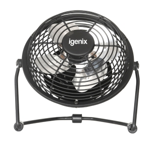 USB BLACK DESK FAN