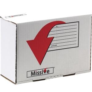 BX20 MISSIVE VALUE SHOE MAILING BOX
