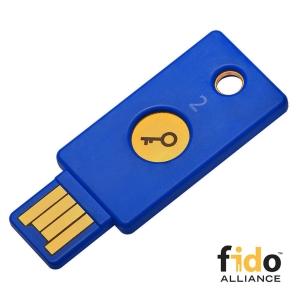 Yubikey Security Key U2F Fido2