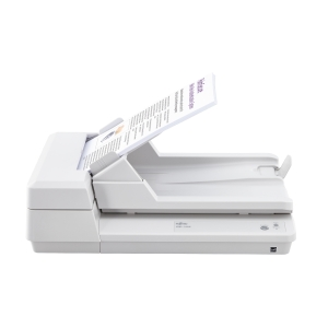 Fujitsu SP-1425 flatbed scan