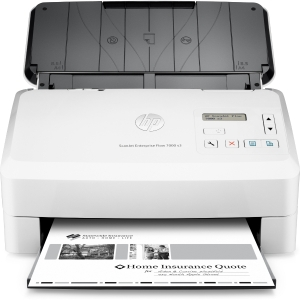 HP ScanJet Enterprise Flow 7000 s3 A4 Sheet-feed Scanner