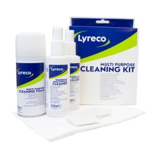 Lyreco Multi-Purpose Cleaning Kit