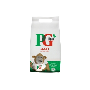 PG TIPS TEA BAGS - PACK OF 440