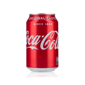Coca Cola Can 330ml - Pack of 24