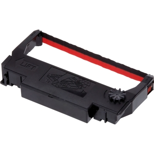 EPSON S015376 ERC38B/R BLACK AND RED RIBBON CASSETTE