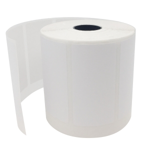 ADDRESS LABELS L017/017 PLAIN LABEL WHITE 76 X 38 MM - ROLL OF 1000