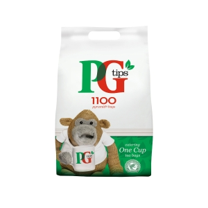 PG Tips Tea Bags - Pack of 1100