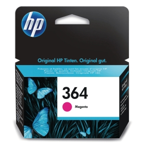 HP 364 Magenta Original Ink Cartridge (CB319EE)