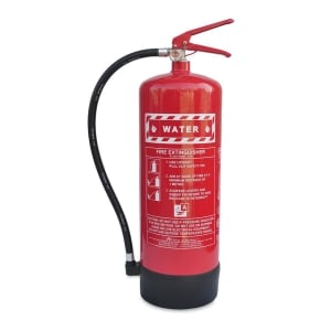 Fire Extinguisher Water 9L