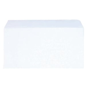 LYRECO DL PLAIN SELF SEAL 90GSM ENVELOPES - PACK OF 50