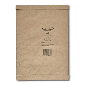 MAIL LITE PADDED BAGS J6 314 X 450MM - BOX OF 50