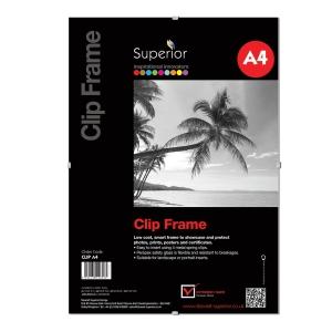 Perspex Clip Frame A4
