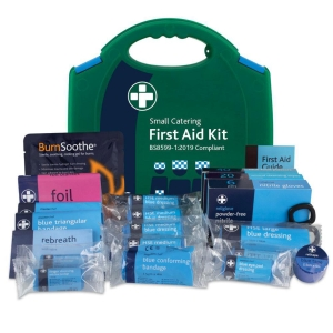 First Aid Kit BSI Catering