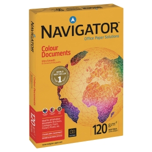 NAVIGATOR COLOUR DOCUMENTS 120GSM A3 – REAM OF 500 SHEETS