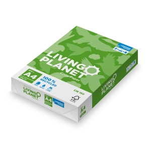 Lenzing Copy Right Paper A3 80Gsm White - Ream Of 500 Sheets