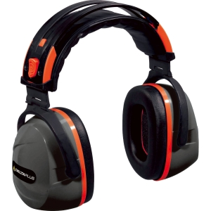 Deltaplus Yas Marina Foldable Ear Defender Grey/Orange
