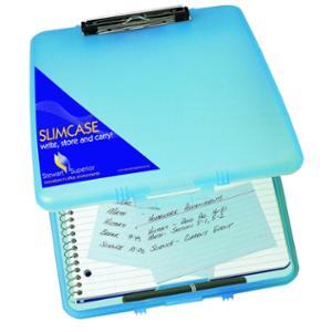 Slimcase Clipboard A4 Blue