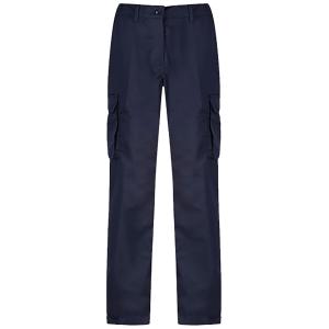 CARGO TROUSER 34   WAIST  REGULAR LEG - NAVY BLUE