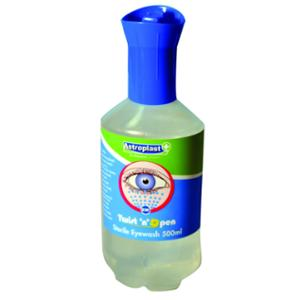 WC Twist N Open Eyewash Bottle 500ml (Pack of 3)
