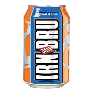 Irn-Bru Can 330ml - Pack of 24