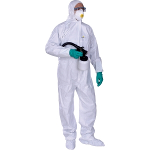 Deltaplus DT115 Disposable Overall White  XL
