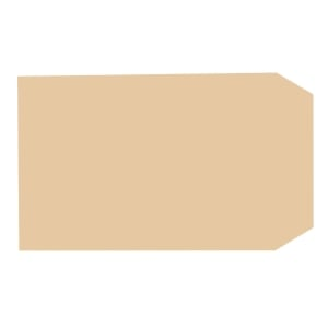 Lyreco Manilla Envelopes 406x305mm S/S 115gsm - Pack Of 250